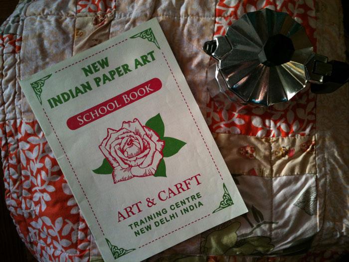 Indianpaperart