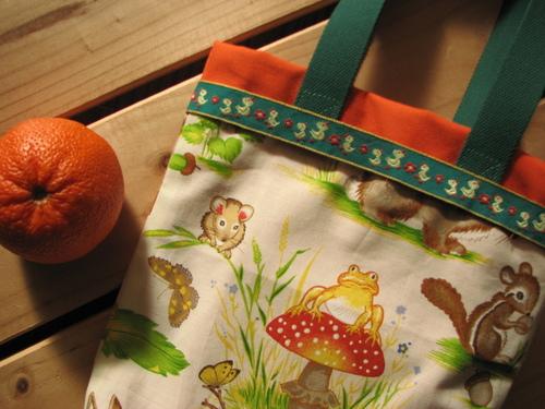 mala laranja
